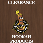 Clearance Hookah Products
