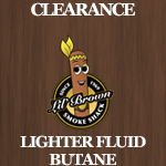 Clearance Lighter Fluid Butane