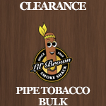 Clearance Pipe Tobacco Bulk