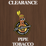 Clearance Pipe Tobacco