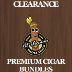 Clearance Premium Cigar Bundle