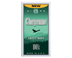 CHEYENNE Sweet Mint 100s Pack