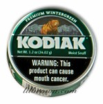 KODIAK Wintergreen 5ct Roll