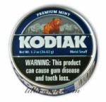 KODIAK Mint L/C 5ct Roll