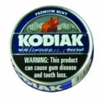 KODIAK Mint L/C Can