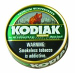 KODIAK W/G Pouch Can