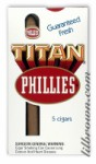 PHILLIES Titans 10/5pk