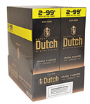 DUTCH Cig 2/99 Irish Fusi 2/30