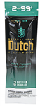 DUTCH Cig 2/99 Mint Fusion
