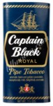 CAPTAIN BLACK Royal Pouch 6ct