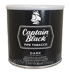 CAPTAIN BLACK Dark Can 12oz