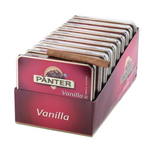 PANTER Vanilla Tins 10/20ct