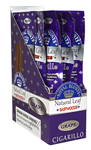 EASTWOODS Cig Grape 15pk