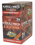 CYCLONES Strawberry Cone 24ct
