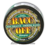 BACC OFF Wintergreen Can
