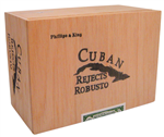 P-K CUBAN REJECTS Robusto N 50