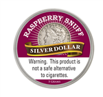 SILVER DOLLAR Raspberry 5g Tin
