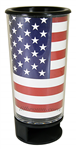 SPIT BUD Spittoon AmericanFlag