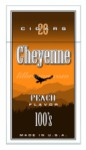 CHEYENNE Peach 100 Pack