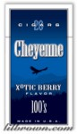 CHEYENNE XoTic Berry 10/20