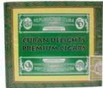 CUBAN DELIGHT Robusto 50ct