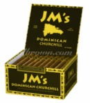 JMs Churchill Maduro 50ct
