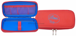 ROSSI 2 Pipe Pouch Red