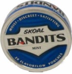 SKOAL Bandit Mint Can