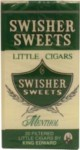SWISHER SWEET LC Menthol Pack