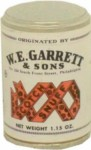 W.E GARRETT Scotch Pocket