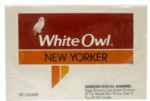 WHITE OWL New Yorker Box 50
