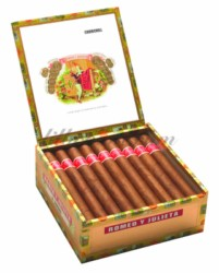 ROMEO JULIETA Bully 25ct