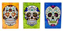 CIGARETTE CASE Skull Candy