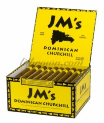 JMs Churchill Sumatra 50ct