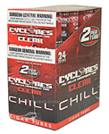 CYCLONES Chill Red Cone 24ct