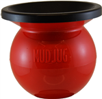 MUDJUG Spitoon Red